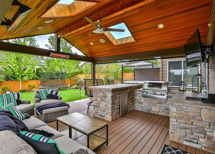 Outdoor Living Spaces - Patio Covers